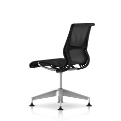 Siege Setu Herman Miller H-Alloy / Structure Graphite / Lyris Graphite