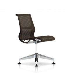 Siege Setu Herman Miller Alu Semi Poli / Structure Java / Lyris Java