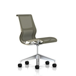 Siege Setu Herman Miller H-Alloy / Structure Chino / Lyris Chino