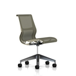 Siege Setu Herman Miller Graphite / Structure Chino / Lyris Chino