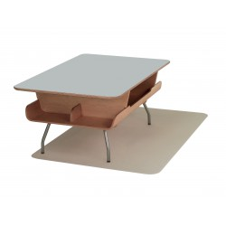 Table Kotatsu - sans découpe - Folkstone Grey
