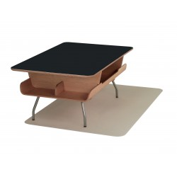 Table Kotatsu - sans découpe - Black Umber