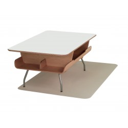 Table Kotatsu - sans découpe - Chalk White