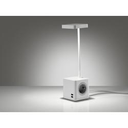 Lampe Cubert - Blanc