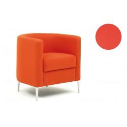 Fauteuil Oasis Tub - Tissu orange