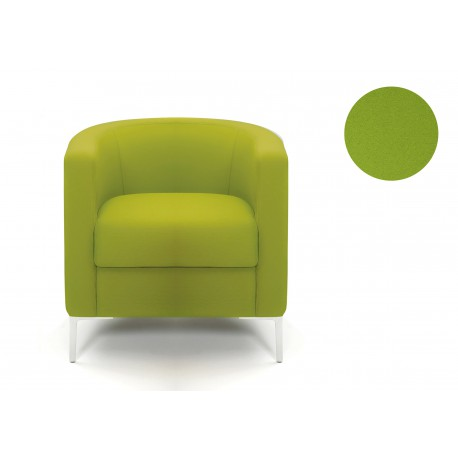 Fauteuil Oasis Tub - Tissu vert
