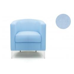 Fauteuil Oasis Tub - Tissu bleu clair