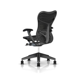 Fauteuil Mirra 2 Herman Miller Graphite / Butterfly Graphite