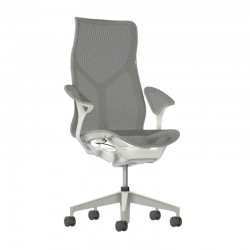 Cosm - Studio White - Mineral - Accoudoirs Cosm - Herman Miller