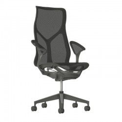 Cosm - Carbon - Accoudoirs Cosm - Herman Miller