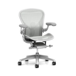Aeron 2 Remastered Herman Miller - Mineral / Posture Fit